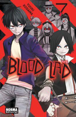 Blood Lad manga tomo 7