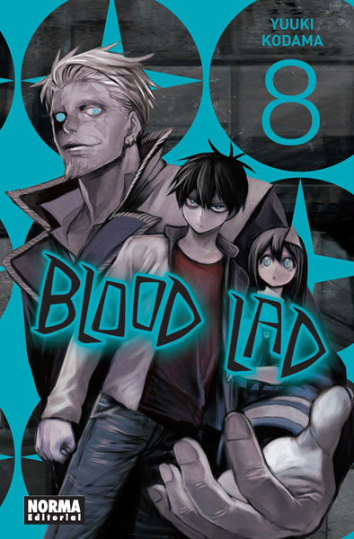 Blood Lad manga tomo 8