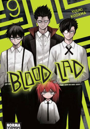 Blood Lad manga tomo 9
