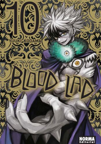 Blood Lad manga tomo 10
