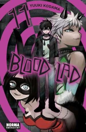 Blood Lad manga tomo 11