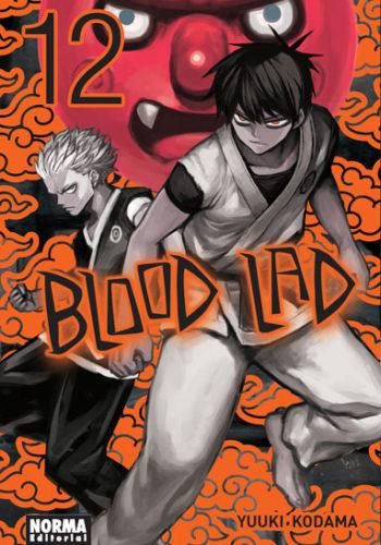 Blood Lad manga tomo 12