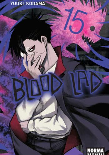 Blood Lad manga tomo 15