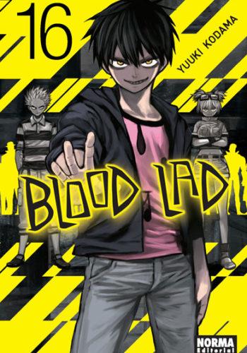 Blood Lad manga tomo 16