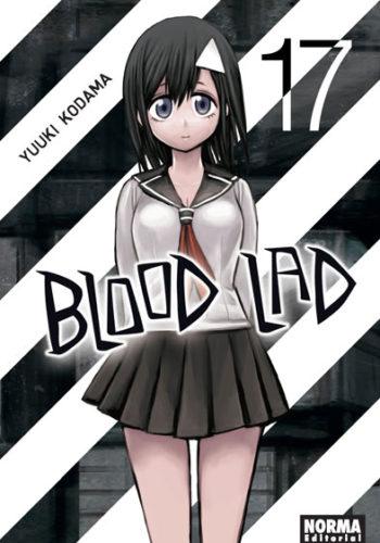 Blood Lad manga tomo 17