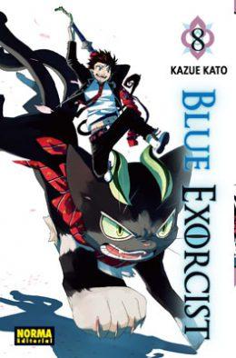 Blue Exorcist manga tomo 8