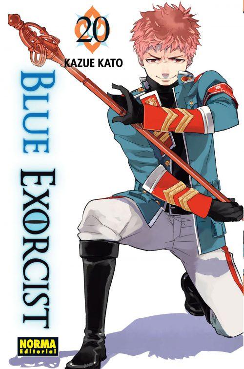 Blue Exorcist manga tomo 20