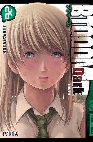 Btooom! Dark Manga 26 y Btooom! Light Manga 26