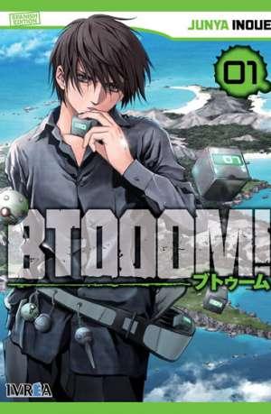 Btooom! Manga