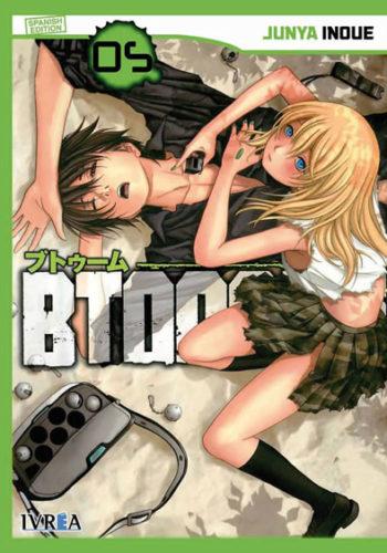 Btooom! manga tomo 5