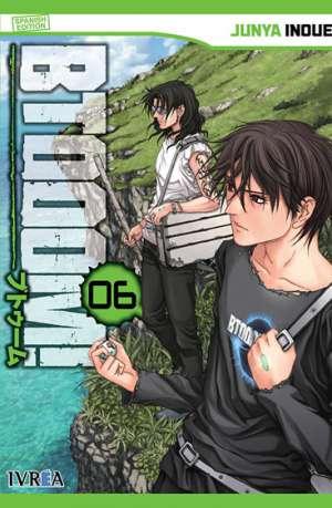 Btooom! manga tomo 6