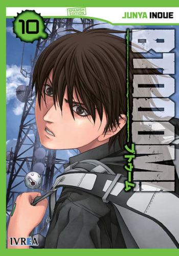 Btooom! manga tomo 10