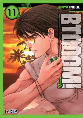 Btooom! manga tomo 11