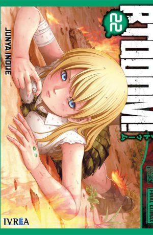 Btooom! manga tomo 22