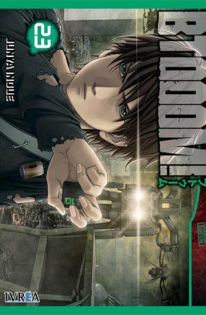 Btooom! manga tomo 23