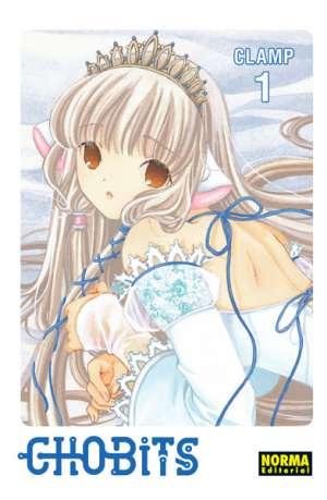 Chobits manga Edición Integral Tomo 1