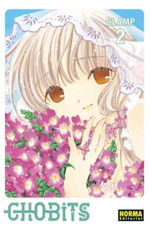 Chobits manga Edicion Integral Tomo 2