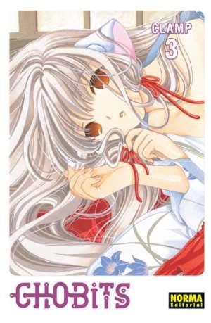 Chobits manga Edicion Integral Tomo 3