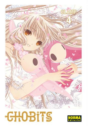 Chobits manga Edicion Integral Tomo 4