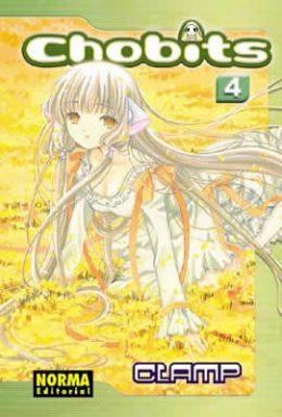 Chobits manga tomo 4