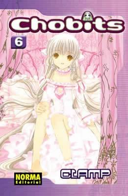 Chobits manga tomo 6