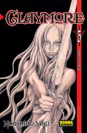 Claymore manga tomo 5