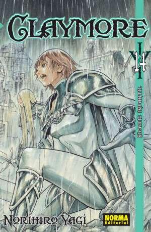 Claymore manga tomo 14