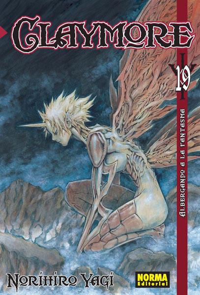 Claymore manga tomo 19