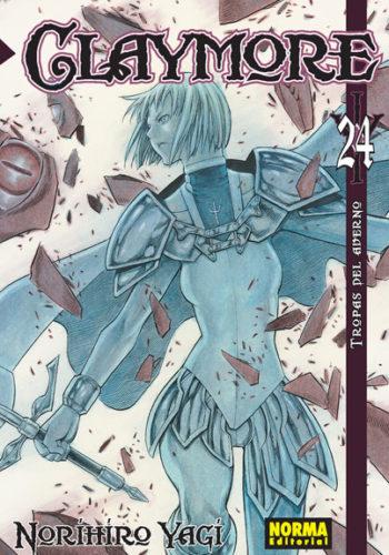 Claymore manga tomo 24