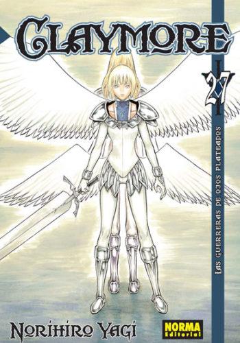 Claymore manga tomo 27
