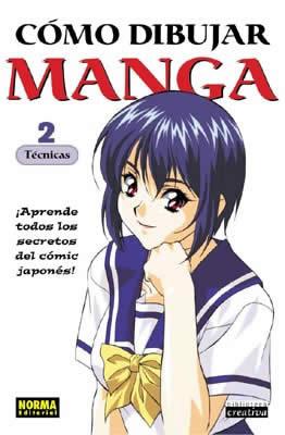 Como Dibujar Manga 2 Tecnicas