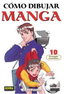 Como Dibujar Manga 10 Personajes Masculinos