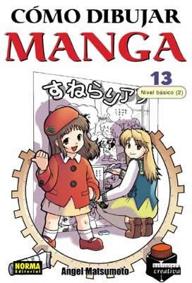Como Dibujar Manga 13 Nivel Basico(2)