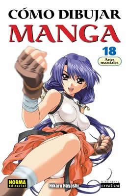 Como Dibujar Manga 18 Artes Marciales