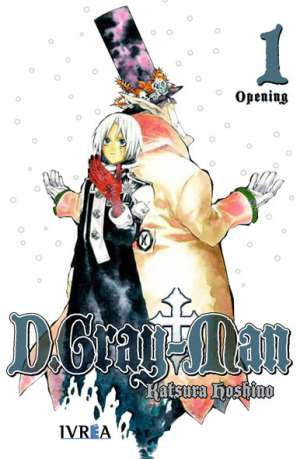 Manga D.Gray-Man