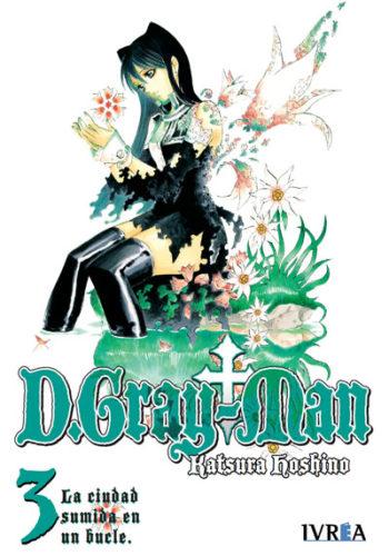 D.Gray-Man Manga 03