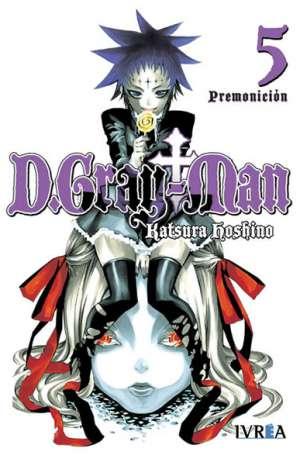 D. Gray-Man Manga Tomo 5