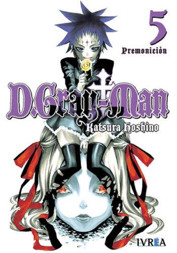 D.Gray-Man Manga 05