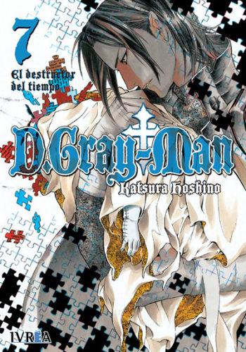 D.Gray-Man Manga 07