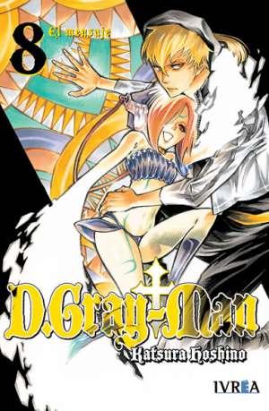 D. Gray-Man Manga Tomo 8