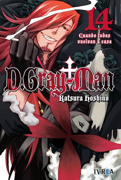 D. Gray-Man Manga Tomo 14