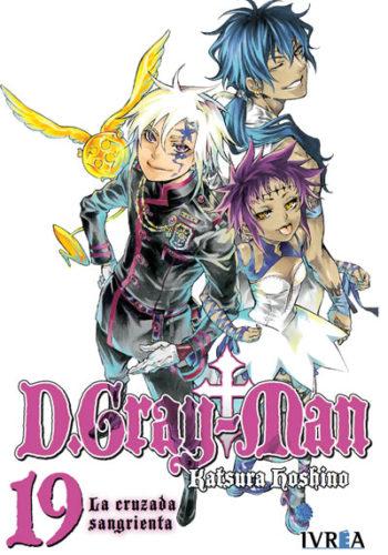 D.Gray-Man Manga 19