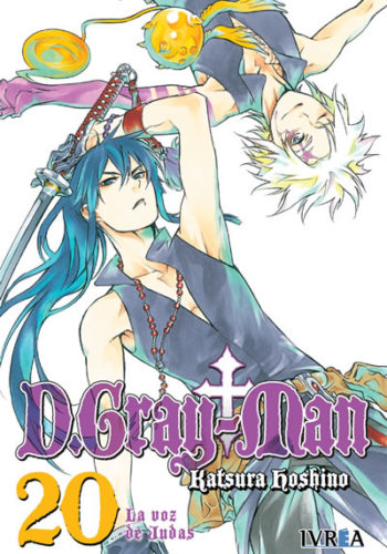 D.Gray-Man Manga 20