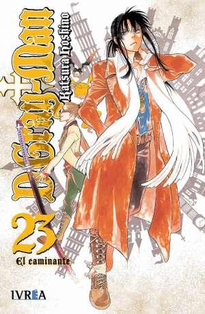 D. Gray-Man Manga Tomo 23