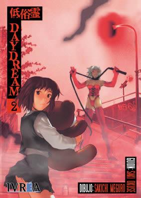 Daydream manga tomo 2