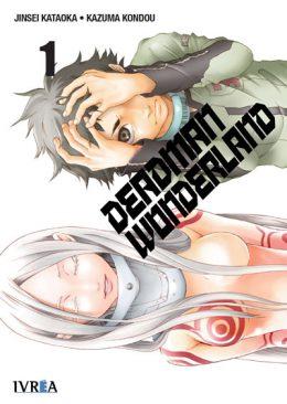 Deadman Wonderland Manga Tomo 1