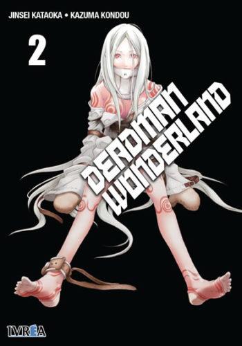 Deadman Wonderland Manga Tomo 2