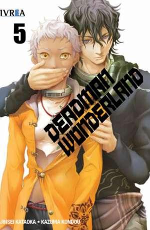 Deadman Wonderland Manga Tomo 5