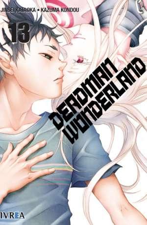 Deadman Wonderland Manga Tomo 13