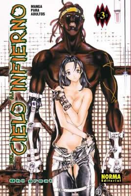 Del Cielo Al Infierno manga tomo 3